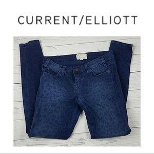 Current/Elliott Jeans Skinny Size 25